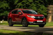 Honda CR-V hybrid 2019 long-term review - hello front