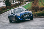 Mini 5-door Cooper S 2019 long-term review - hero front