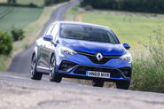 2020 Renault Clio TCe 130 R.S Line - front