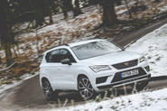 Cupra Ateca 2019 long-term review - hero front