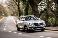 MG ZS 2019 long-term review - hero front