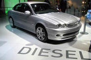 X-type super-diesel is go