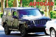 Jeep Commander spied under cover