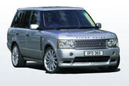 Range Rover gets makeover