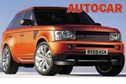 Land Rover's growing range