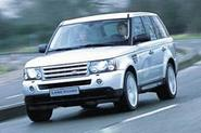 Come for a ride in the Range Rover Sport