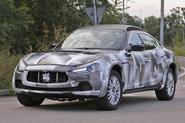 Maserati begins development of new Levante SUV