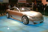 Lexus prepares new flagship