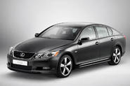 Lexus launches limited-edition GS300