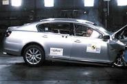 Crashingly good result for Lexus