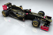 Group Lotus enters F1