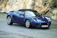 Hottest Elise takes on VX 220 Turbo