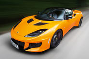 Lotus Evora 400