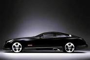 218mph Maybach coupé