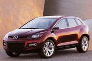 Mazda hits the dirt