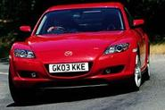 High prices for high-revving RX-8