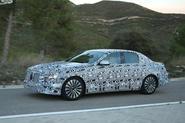 Testing of next-gen Mercedes-Benz E-class gets underway