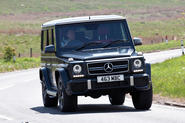 Mercedes GL63 AMG first drive review