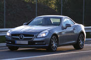 Mercedes-Benz SLC starts testing ahead of early 2016 reveal