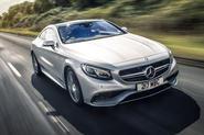 Mercedes-AMG S 63 Coupé