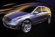 Merc luxury MPV arrives in 2005