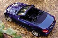 Benz' new SLK driven