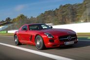 Mercedes-AMG SLS GT