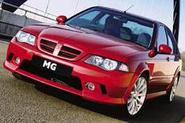 Fresher-faced MG ZS