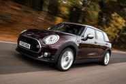 The second generation 'more grown-up' Mini Clubman
