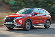Mitsubishi Eclipse Cross 2018 review on the road