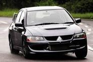 Mitsubishi's evolved VIII line-up