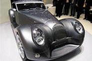 £70k Morgan coupe