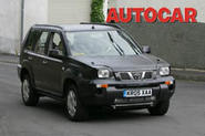 Nissan Almera replacement goes off-road