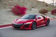 The 2016 Honda NSX