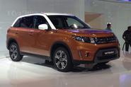 Suzuki plans six new models by 2017