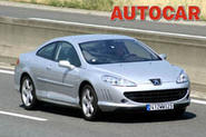 Peugeot 407 gets sexy
