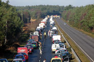 Notes from a 10-car motorway pile-up