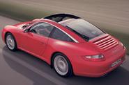 Porsche announces 911 Targa