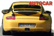 More power, more speed for next 911 GT3