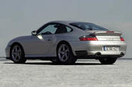 Hotter 911 Turbo on show at Birmingham