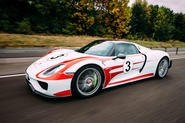 Porsche confirms 918 Spyder sold out