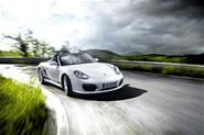 Pics: Porsche Boxster Spyder