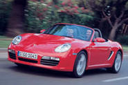 Boxsters pack a more powerful punch