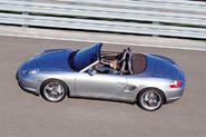 Boxster celebrates 550's birthday