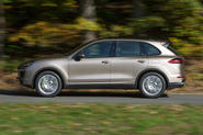 2014 Porsche Cayenne S E-Hybrid first drive review