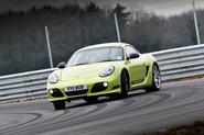 Porsche Cayman R 2011-2012