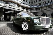 Hong Kong hotel buys 14 Rollers