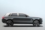 Rolls-Royce still undecided on SUV plans