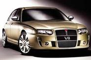 Rover V8 returns with familiar face