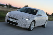 2015 Skoda Superb Prototype review